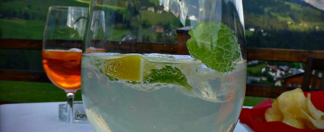 cocktail hugo aperitivo al sole di ostia